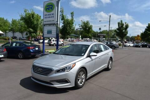 2015 Hyundai Sonata for sale at Rite Ride Inc in Murfreesboro TN