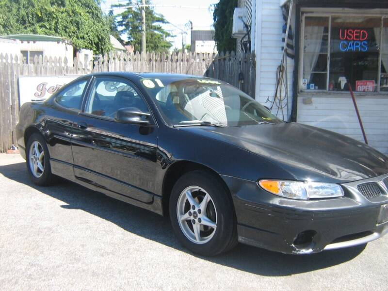 2001 Pontiac Grand Prix for sale at JERRY'S AUTO SALES in Staten Island NY