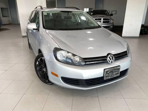 2014 Volkswagen Jetta for sale at Auto Mall of Springfield in Springfield IL