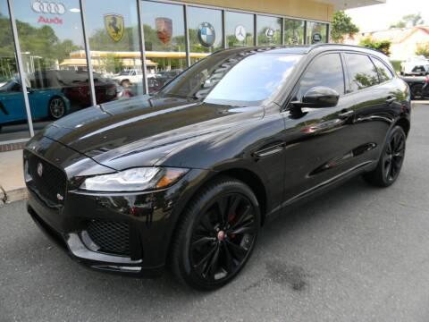 2017 Jaguar F-PACE for sale at Platinum Motorcars in Warrenton VA