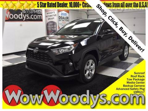 2019 Toyota RAV4 for sale at WOODY'S AUTOMOTIVE GROUP in Chillicothe MO