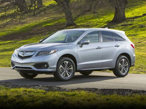 2018 Acura RDX for sale at MILLENNIUM HONDA in Hempstead NY