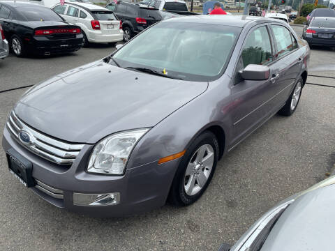 2006 Ford Fusion for sale at Low Auto Sales in Sedro Woolley WA