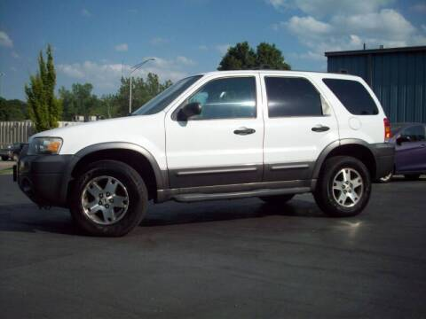 2005 Ford Escape for sale at Whitney Motor CO in Merriam KS