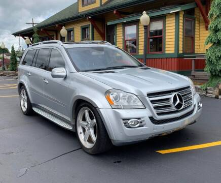 2009 Mercedes-Benz GL-Class for sale at CAR SPOT INC in Philadelphia PA