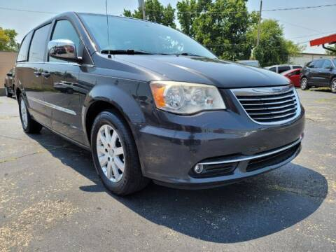 2011 Chrysler Town and Country for sale at Dixie Automart LLC in Hamilton OH