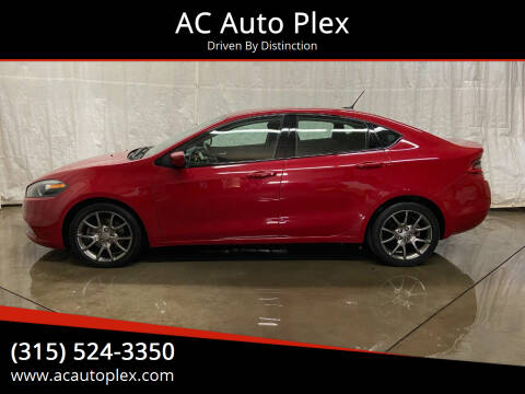 2013 Dodge Dart for sale at AC Auto Plex in Ontario NY