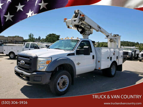 2011 Ford F-450 Super Duty for sale at Truck & Van Country in Shingle Springs CA
