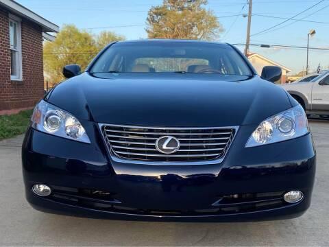 2008 Lexus ES 350 for sale at Shoals Dealer LLC in Florence AL