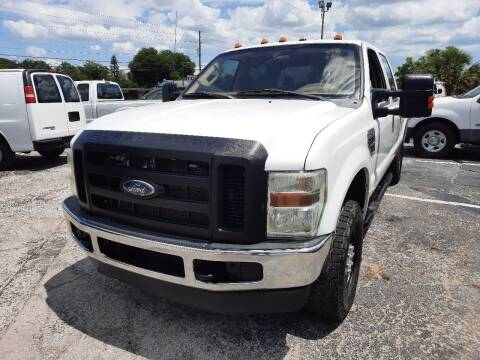 2010 Ford F-250 Super Duty for sale at Autos by Tom in Largo FL