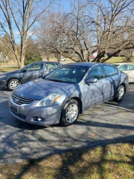 2012 Nissan Altima for sale at Alpine Auto Sales in Carlisle PA