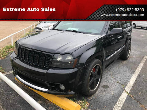 2007 Jeep Grand Cherokee for sale at Extreme Auto Sales in Bryan TX