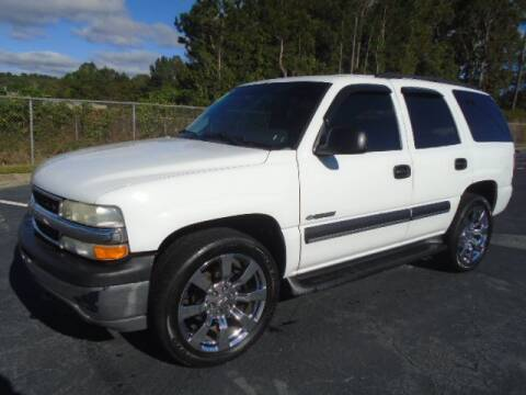 2003 Chevrolet Tahoe for sale at Atlanta Auto Max in Norcross GA