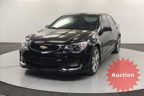 2017 Chevrolet SS for sale at Stephen Wade Pre-Owned Supercenter in Saint George UT