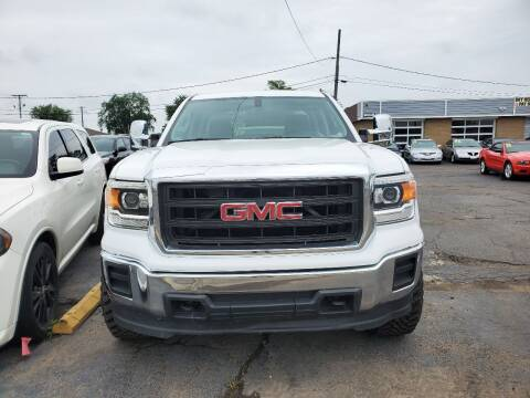 2014 GMC Sierra 1500 for sale at North Chicago Car Sales Inc in Waukegan IL