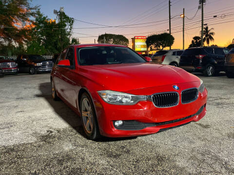 2015 BMW 3 Series for sale at Bargain Auto Sales in West Palm Beach FL