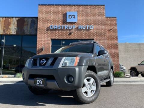 2006 Nissan Xterra for sale at Dastrup Auto in Lindon UT