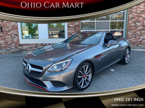 2018 Mercedes-Benz SLC for sale at Ohio Car Mart in Elyria OH