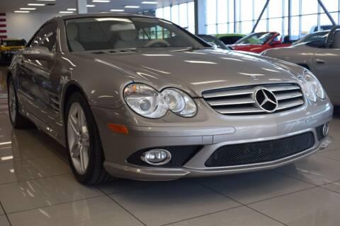 2008 Mercedes-Benz SL-Class for sale at Legend Auto in Sacramento CA