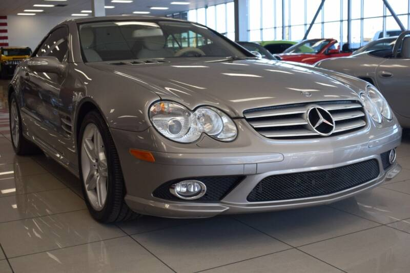 2008 Mercedes-Benz SL-Class for sale at Legend Auto in Sacramento CA
