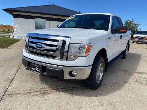 2012 Ford F-150 for sale at Auto House of Bloomington in Bloomington IL