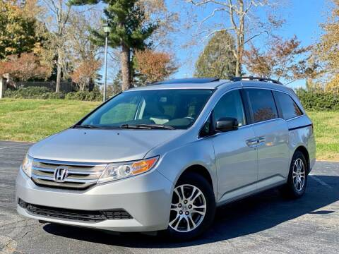 2011 Honda Odyssey for sale at Sebar Inc. in Greensboro NC
