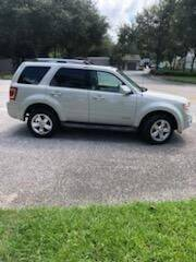2008 Ford Escape for sale at North American Fleet Sales in Largo FL