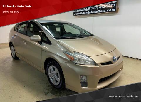 2010 Toyota Prius for sale at Orlando Auto Sale in Orlando FL