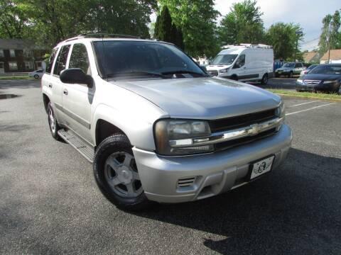 2005 Chevrolet TrailBlazer for sale at K & S Motors Corp in Linden NJ