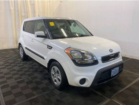 2013 Kia Soul for sale at McMinnville Auto Sales LLC in Mcminnville OR