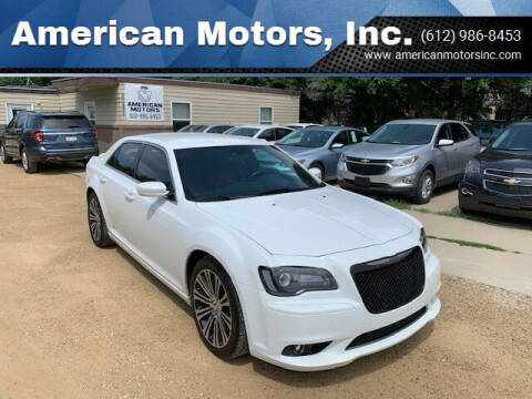 2013 Chrysler 300 for sale at American Motors, Inc. in Farmington MN