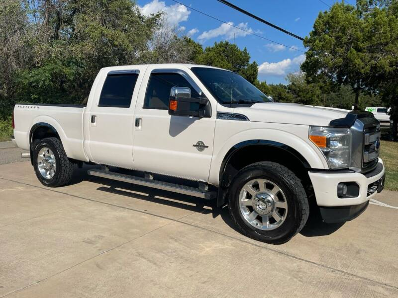 2013 Ford F-250 Super Duty for sale at Luxury Motorsports in Austin TX