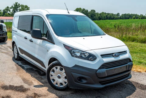 2017 Ford Transit Connect Cargo for sale at Fruendly Auto Source in Moscow Mills MO