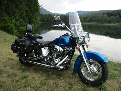 2001 Harley-Davidson Heritage Softail Custom Classi for sale at W.R. Barnhart Auto Sales in Altoona PA