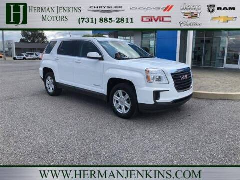 2016 GMC Terrain for sale at Herman Jenkins Used Cars in Union City TN