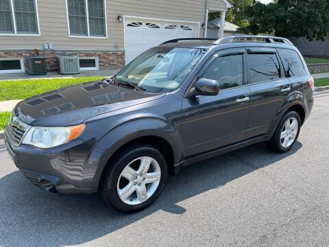 2009 Subaru Forester for sale at Jordan Auto Group in Paterson NJ