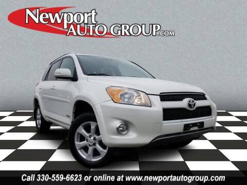 2012 Toyota RAV4 for sale at Newport Auto Group in Austintown OH