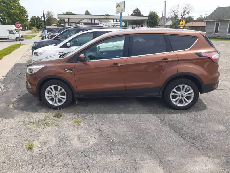 2017 Ford Escape for sale at Albia Motor Co in Albia IA
