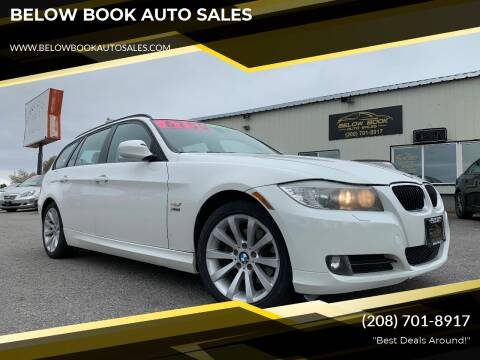 2011 BMW 3 Series for sale at BELOW BOOK AUTO SALES in Idaho Falls ID