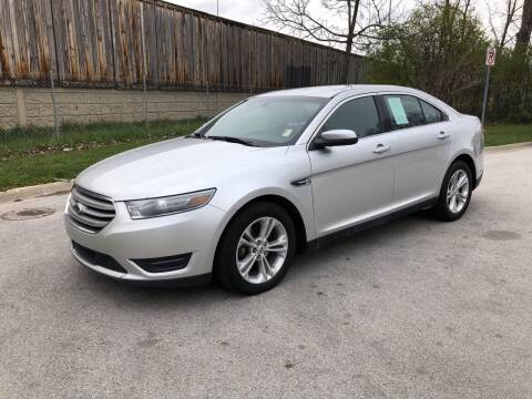 2013 Ford Taurus for sale at Posen Motors in Posen IL