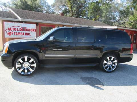 2012 GMC Yukon XL for sale at Auto Liquidators of Tampa in Tampa FL