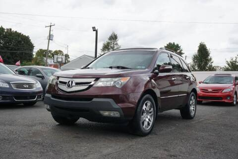 2008 Acura MDX for sale at HD Auto Sales Corp. in Reading PA