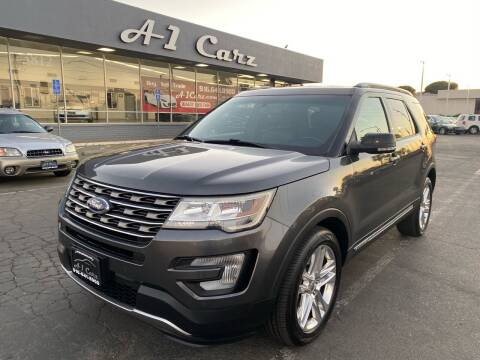 2016 Ford Explorer for sale at A1 Carz, Inc in Sacramento CA