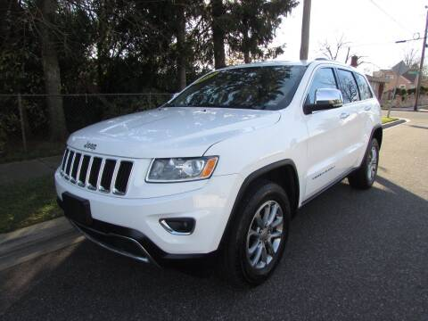 2015 Jeep Grand Cherokee for sale at First Choice Automobile in Uniondale NY