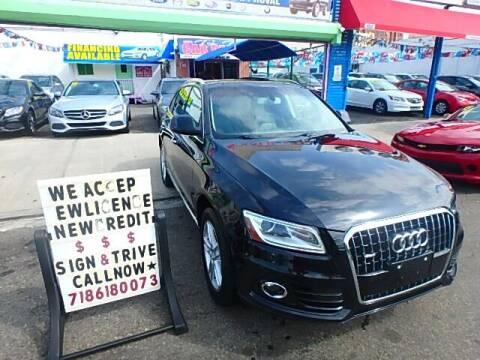 2015 Audi Q5 for sale at Cedano Auto Mall Inc in Bronx NY