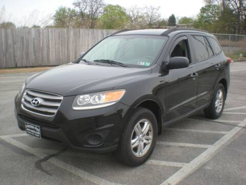 2012 Hyundai Santa Fe for sale at 611 CAR CONNECTION in Hatboro PA