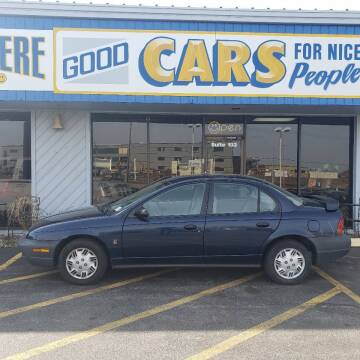 1999 Saturn S-Series for sale at Good Cars 4 Nice People in Omaha NE