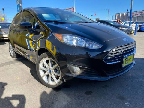 2019 Ford Fiesta for sale at New Wave Auto Brokers & Sales in Denver CO