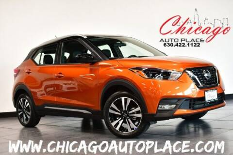 2019 Nissan Kicks for sale at Chicago Auto Place in Bensenville IL