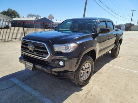 2018 Toyota Tacoma for sale at A & J Enterprises in Dallas TX